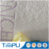 Thaïlande Royal Style Tencel Latex Pillow Tricot Tricot Tissu Ticking