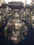 나비 벨브를 금속을 붙이는 Pn16 F51/4A 러그 유형 웨이퍼 금속