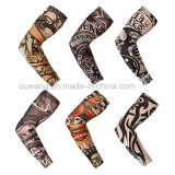 Ouwang Hot Sell Promotional Gift Fashion Cheap Elastic Tattoo Arm Sleeves