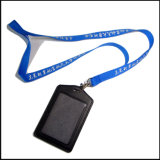 Пластичная планка шеи талрепа держателя вьюрка значка карточки Name/ID изготовленный на заказ для талрепа (NLC023)