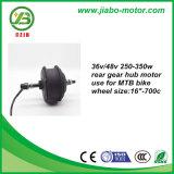 Motor engranado rueda sin cepillo del eje de Czjb Jb-92c para Ebike