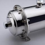 Esterilização do aço inoxidável do purificador da água do Ultrafiltration peculiar
