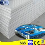 파란 색깔 pre-coated EPS 지붕 샌드위치 위원회