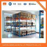 Prateleira da cremalheira resistente do armazenamento & equipamento material do armazenamento, prateleira material & armazenamento