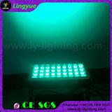 4in1 de LEIDENE van de Kleur van de Stad 36X10W Openlucht Lichte RGB Wasmachine van de Muur