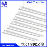 보장 Linkable 5 년 LED UL cUL 에너지 별을%s 가진 전등 설비 4개 피트는 LED 상점 승인했다