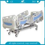 전기 AG By003c CPR 고품질 다기능 침대 ICU 5개의 기능 전기 침대를 기울기