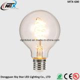 Edison 전구 LED SAA A19 2W E27는 백색 LED Edison 전구를 데운다
