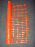 4 ' загородка барьера безопасности x 100 ' померанцовая