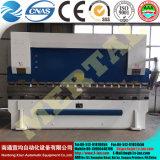 Electro гидровлическая гибочная машина CNC We67k-160/3200, тормоз давления