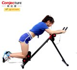 Práctico de costa abdominal del Ab del amaestrador del ejercicio de la máquina del equipo de la gimnasia de la aptitud