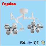 Krankenhaus-Decken-Geschäfts-Shadowless Licht mit FDA (YD02-LED4+4)
