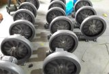 Вентиляторы плиты центробежных нагнетателей всасывания