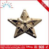 Oro ed argento d'ottone dell'Distintivo-Oggetto d'antiquariato dell'ala del pilota di linea aerea del metallo su ordinazione