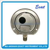 Manomètre de Mesurer-Pétrole de pression de Manomètre-Vide de Compond