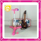 Het Hoge Imitatie Handbediende Stuk speelgoed van de Microfoon DIY