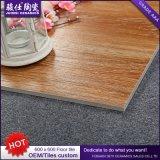 2016 passte rutschfeste rustikale keramische hölzerne Fußboden-Fliese an