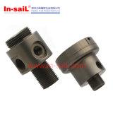 Componentes girados CNC da precisão em China