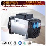 3kVA Alterantor mit Pinsel AVR-Batterie-Ladung, elektrische, beständige Spannung