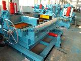 Linha de corte hidráulica fábrica da elevada precisão do chinês da máquina
