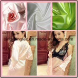 Tela del satén del estiramiento del Br del poliester para la materia textil casera /Garment/Dress/Lining
