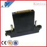 Cabeza de impresora solvente original de Konica Minolta Km1024 Mnb para la impresora de Zhongye/Allwin/Agfa/Liyu