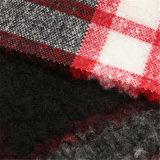 ткань полиэфира 30%Acrylic 30%Wool 40% шерстяная для шинели