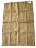 100kgパッキングのための環境に優しいジュートのバーラップの米袋