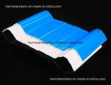 屋根の上、Constructonのプラスチック物質的なタイル、PVC暖房絶縁体のタイル