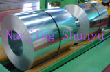 Гальванизированная стальная катушка с основным качеством
