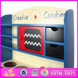 Игрушка W10c012 Playsets кухни 2016 верхних малышей способа деревянная