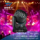 19PCS LED fokussierenträger-bewegliches Hauptlicht