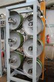 サテンのリボンの高速の連続的なDyeing&Finishing機械