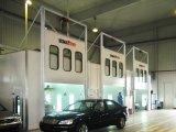 Cabine de jet automobile de certificat de la CE avec la cabine antidétonante de peinture pour le véhicule