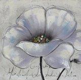 Peinture se développante de toile de pétrole de qualité de fleur pour la salle de séjour