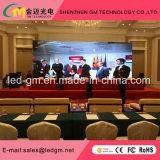 Alquiler de interior Pantalla LED P2.5 Alquiler pH2.5mm Pantalla LED de alta resolución de pantalla LED Die Casting Gabinete