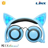 Bester Verkaufs-neuer Entwurfs-Einzelverkaufs-Geschenk-Katze-Ohr-Kopfhörer