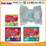 Le prix usine possèdent les couches-culottes remplaçables de bébé de marque en Afrique