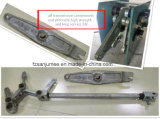 Máquina de soldadura plástica para sacos do PVC EVA & malas de viagem (suporte de gás 5KW)