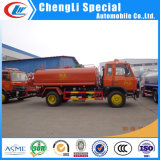 오른손 드라이브 10ton Dongfeng 6 바퀴 물 유조 트럭