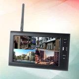 7 Monitor des Zoll-TFT LCD mit integriertem Videogerät