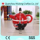 Украшение чайника смолаы подарков сувенира конструкции Лондон Solider кораблей таможни