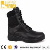 De nieuwe Tactische Laarzen van de Laars van het Leer van het Ontwerp Echte Militaire
