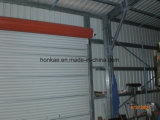 Edificio prefabricado de la estructura de acero del bajo costo y de la alta calidad