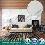 寝室の装飾のための美しいデザインWPC壁のボード