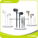 試供品の携帯電話の耳のABSイヤホーン