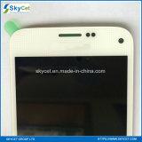 Полный оригинал LCD для частей сотового телефона галактики S5 Samsung миниых