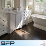 Unità commerciali moderne di vanità della stanza da bagno del PVC con lo specchio
