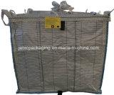 Тип c 4 бортовых панелей проводной просеивает мешок Proofing большой