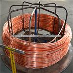 Vente de fil d'aluminium revêtu de cuivre émaillé fabriqué en Chine